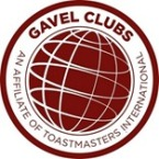 gavel club logo